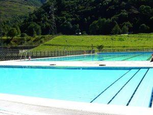 piscina de bossost valle de aran