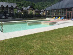 piscina vielha valle de aran